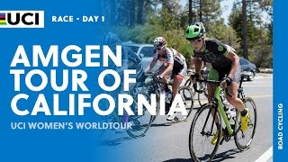 2017 UCI Women's WorldTour – Tour of California (USA) – Highlights Stage 1