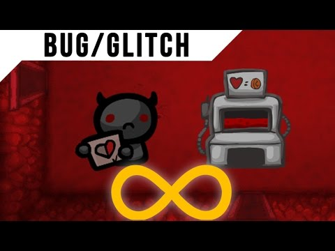 The binding of isaac rebirth unlimited heart selling bug glitch