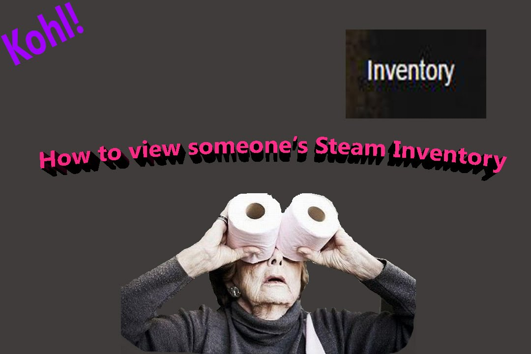 how to send inventory steam