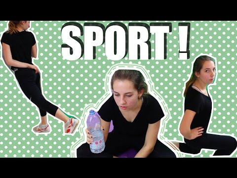 💪🏼 |Vlog & work | On reprend le sport ensemble | Total body
