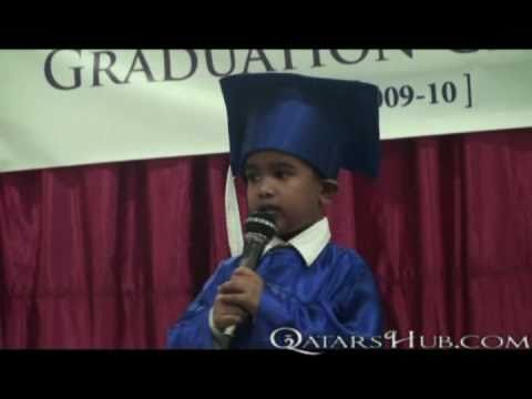 JakeS Kindergarten Graduation Speech  Dt  BpsWmv  Youtube