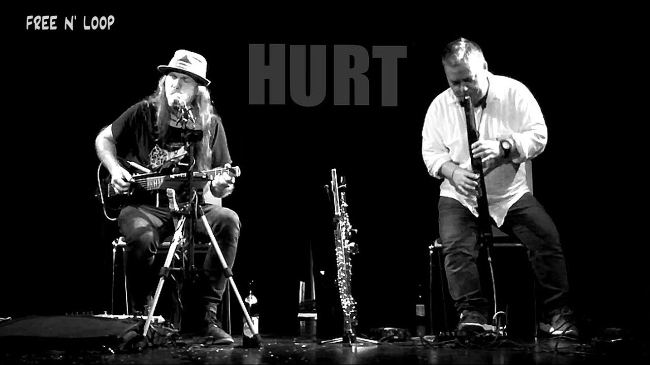 HURT - live loop cover /Johnny Cash, Nine Inch Nails/ - Free N\' Loop ...