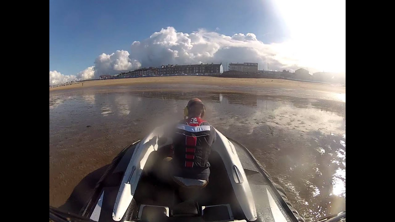 flying fish snapper hovercraft