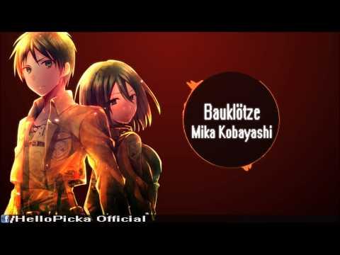 【Nightcore】 Bauklötze - Mika Kobayashi