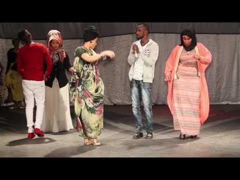 Iqra Yarey Calaf 2016 Show Nairobi
