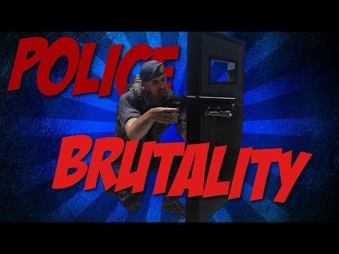 ARMA 3 POLICE BRUTALITY | 501st Autismos Tanoan Police Force