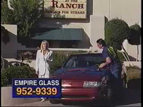 Monti's and Empire Glass