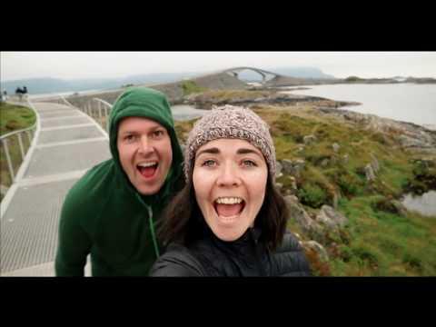 NORWAY VLOG #1: Trondheim and onwards!