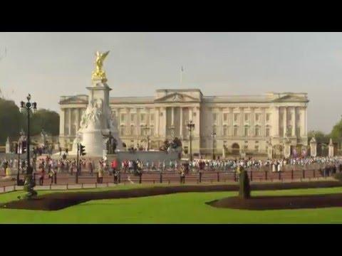 Royal Parks Foundation Half Marathon 2015 Highlights