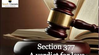 Section 377 :a brief summary