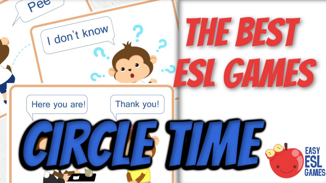 Esl Games For Online Classes 10 Easy Games For Online Zoom Classes Easy Esl Games Youtube