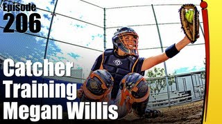 Fastpitch Softball Catchers Training - Megan Willis
