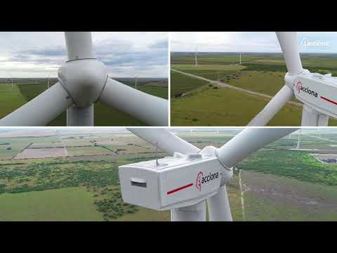 El Cortijo wind farm: a pioneer facility in Mexico | ACCIONA