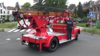 100 jaar brandweer De Bilt optocht