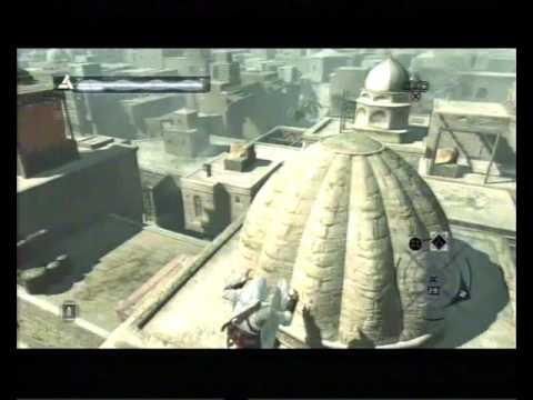Assassin's Creed, Career 138, Jerusalem, Rich District, Assassins Bureau