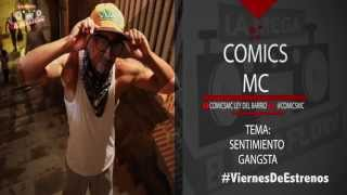 Comics Mc en El Mega Flow tv