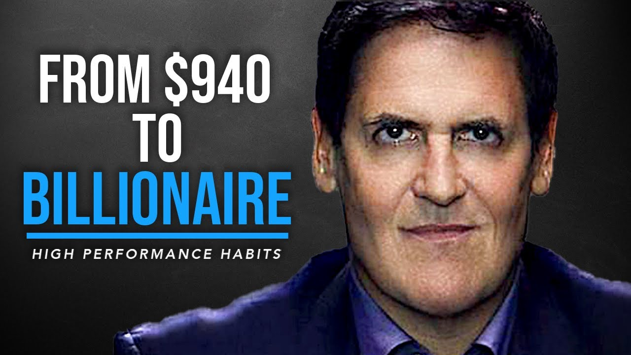 Billionaire Mark Cuban's Ultimate Advice for Students & Young People - HOW TO SUCCEED IN LI