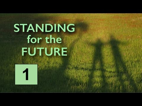"""Standing for the Future (1/3) """"Evidential Reformation"""" Rev. Dowd"""