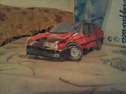 Car crash essay