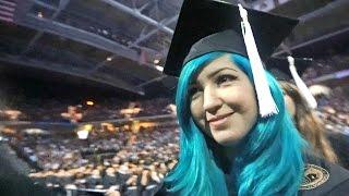 I GRADUATED COLLEGE! (UCF Graduation 2015)