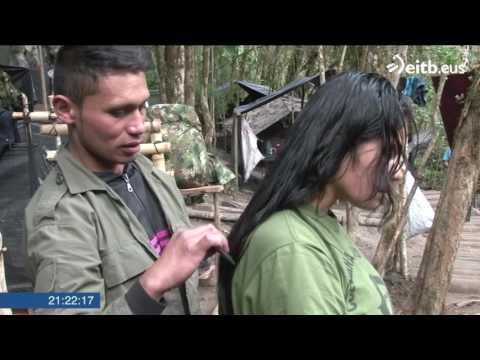 El 35 % de los guerrilleros de las FARC son mujeres