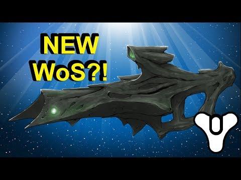 Not Thorn? A new WoS? Destiny 2 Forsaken Lore | Myelin Games thumbnail