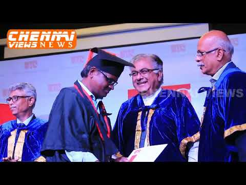 Chennai Business School Graduation Day (2017)