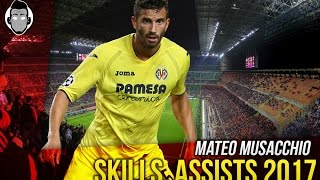 Mateo musacchio - all skills and assists 2017 / welcome to ac milan