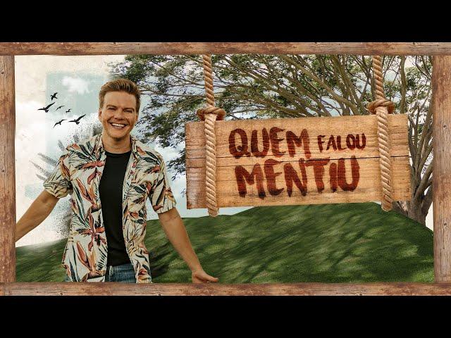 Michel Teló - QUEM FALOU MENTIU -  Churrasco do Teló - EP V.02