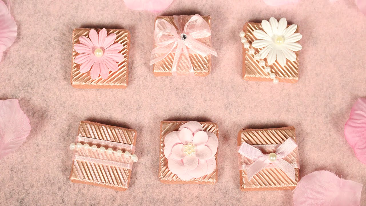 Wedding Chocolate DIY ♥ - YouTube
