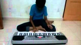 afaq alikhan from taiping play piano no teacher