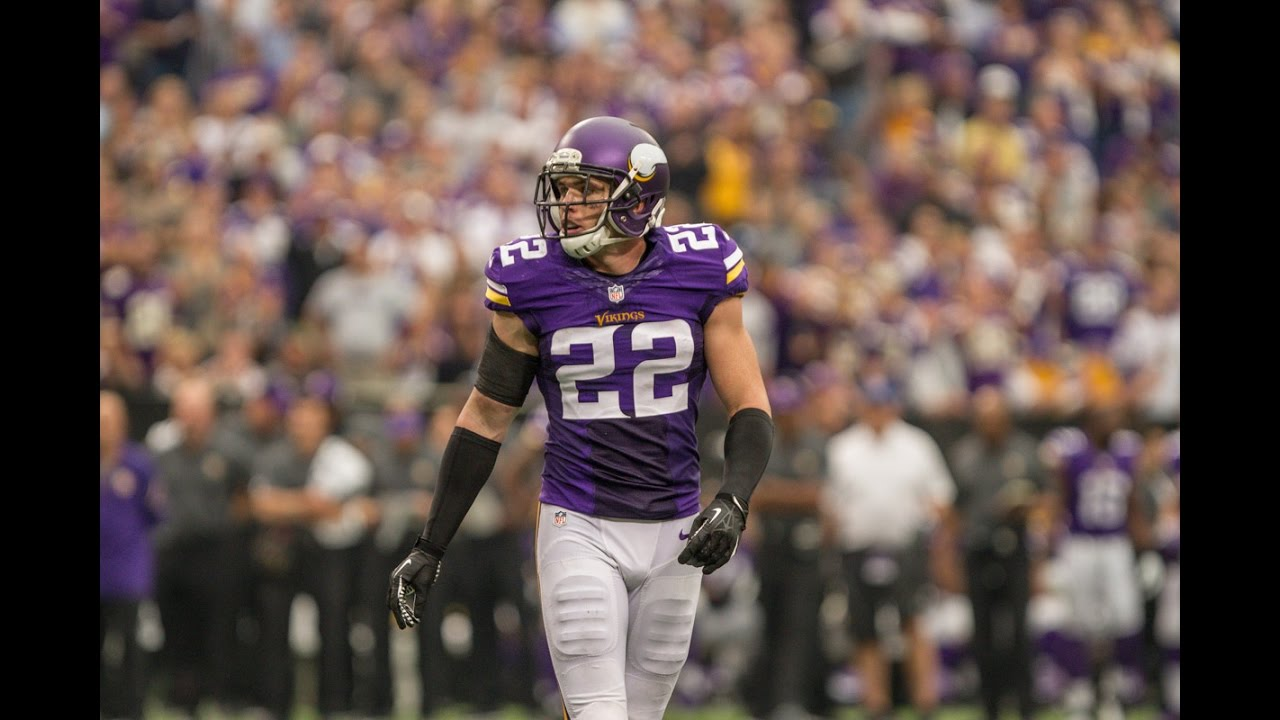 "Harrison Smith ""Hitman"" Minnesota Vikings Highlights"