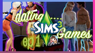 Dating Games! | The Sims 3 dating competition show! Ep1
