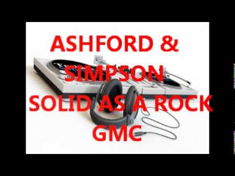 ashford simpson solid as a rock youtube. Black Bedroom Furniture Sets. Home Design Ideas