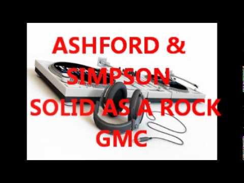 ASHFORD & SIMPSON - SOLID AS A ROCK