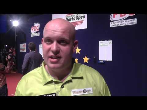 Michael van Gerwen - Austrian Darts Open Champion