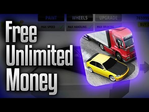 how to make money on traffic racer