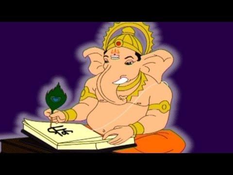 Bal Ganesh - Animated English Story