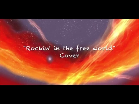 """Rockin' in the free world"" (Neil Young Cover) - with LYRICS"