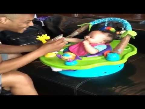 T.I. Feeding His Baby Girl Heiress (Daddy Duties)