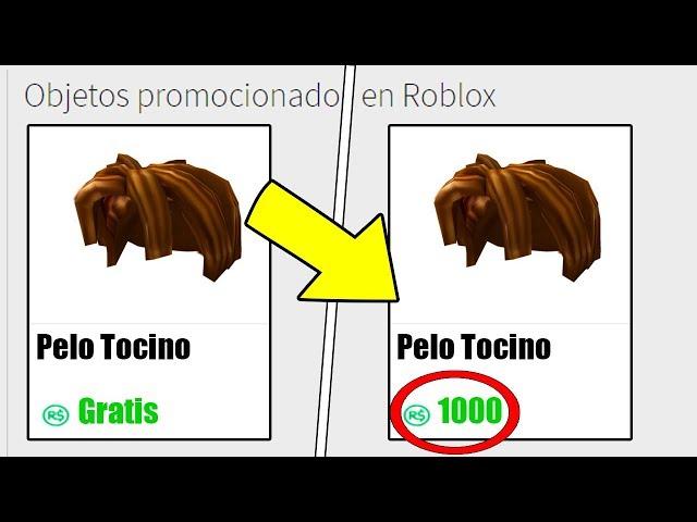 NUNCA VENDAS ESTE ARTICULO😰| ROBLOX★