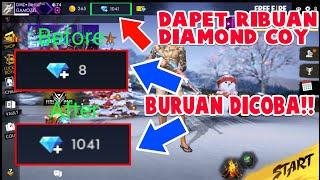 Download Video BELUM BANYAK YANG TAU!! CARA TERBARU MENDAPATKAN RIBUAN DIAMOND FREE FIRE SECARA GRATIS MP3 3GP MP4