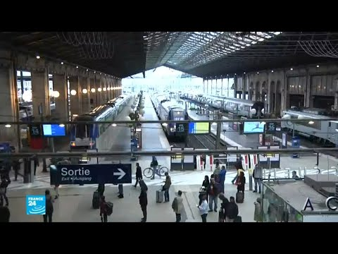 سكك الحديد: نقابات العمال في فرنسا تدعو إلى سلسلة إضرابات على مدى ثلاثة أشهر  - 17:23-2018 / 3 / 16