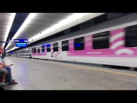 Warszawa Berlin Express Train (Warszawa Centralna) Warsaw Central Station