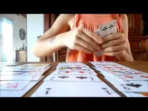 tour de magie carte 3 colonne