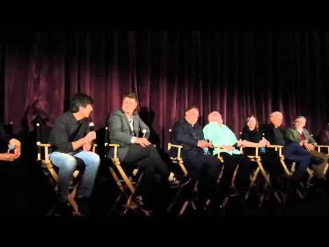 "Steven Speilberg, Tom Hanks, et al ""Bridge of Spies"" Q&A"