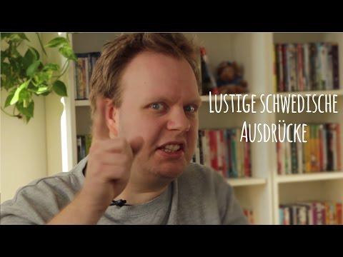 Lustige Schwedische Ausdrücke