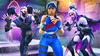 Spooking Players as Vampires in Fortnite!