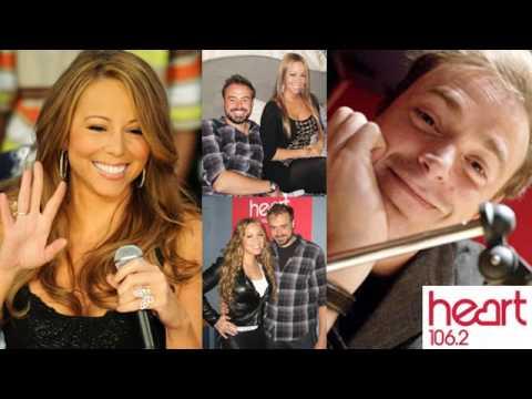 "Mariah Carey ""Heart Breakfast"" with Jamie Theakston."