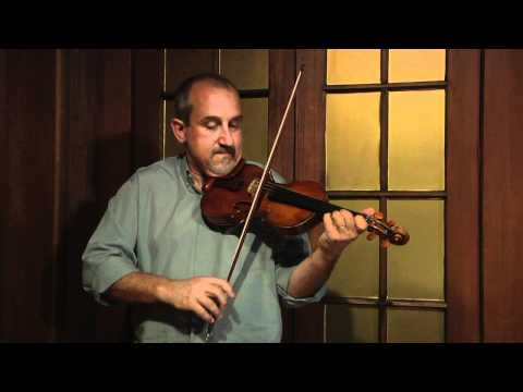 "Retake Samba from ""Stylistic Etudes for Solo Violin"" by Jeremy Cohen"